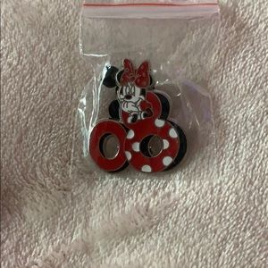Disney Mini Mouse 2008 pin